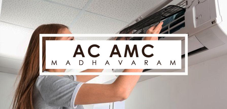 AC AMC Service Madhavaram
