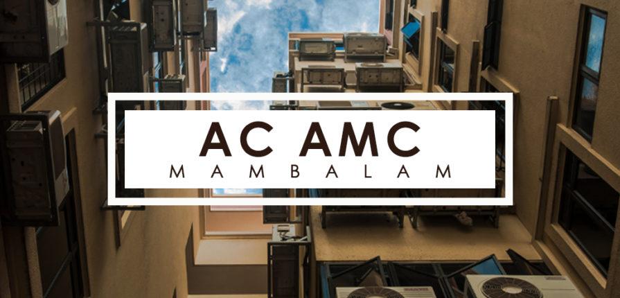 AC AMC Service Mambalam